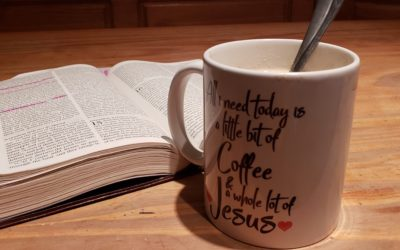 Coffee and Jesus