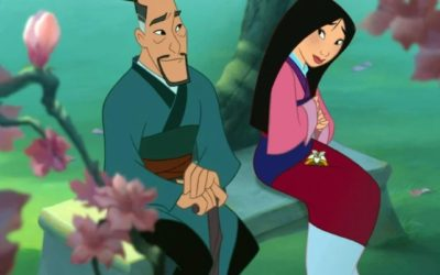 Christian Parallels in a Non-Christian Movie? (Mulan)