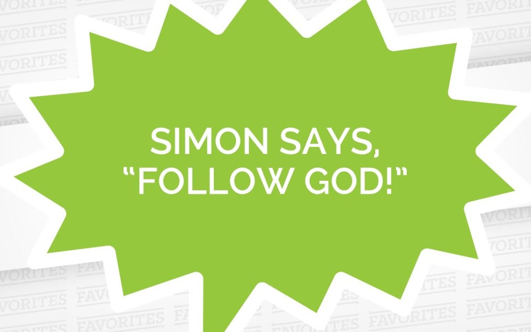 Simon Says or Follow the Leader